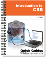 J.D. Gauchat - Introduction to CSS artwork