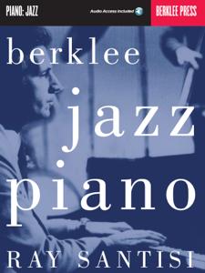 Berklee Jazz Piano La couverture du livre martien