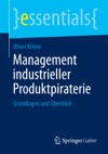 Management Industrieller Produktpiraterie