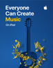 Apple Education - Everyone Can Create: Music artwork