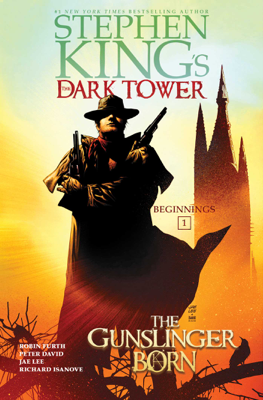 The Gunslinger Born - Stephen King book
