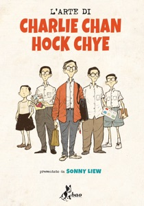 L'Arte di Charlie Chan Hock Chye Book Cover