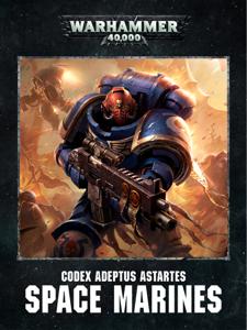 Codex: Space Marines Enhanced Edition Cover Book