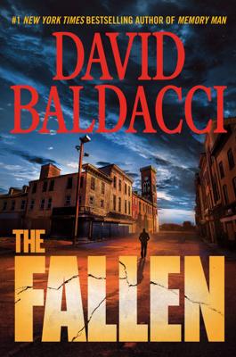The Fallen - David Baldacci book