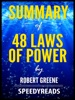 Summary of 48 Laws of Power by Robert Greene