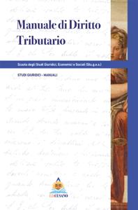 Manuale di Diritto Tributario Libro Cover