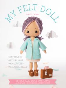 My Felt Doll Copertina del libro