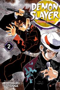 Demon Slayer: Kimetsu no Yaiba, Vol. 2 Book Cover