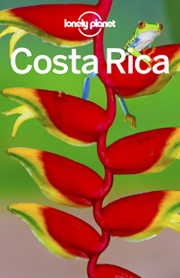 Costa Rica Travel Guide - Lonely Planet book