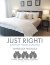 Just Right Easy DIY Home Staging