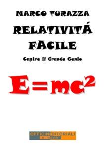 Relatività Facile Book Cover
