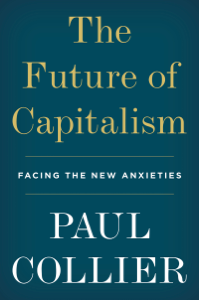 The Future of Capitalism La couverture du livre martien