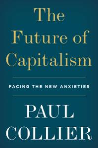 The Future of Capitalism La couverture du livre martien
