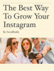 SocialBuddy - The Best Way To Grow Your Instagram illustration