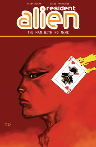 Resident Alien Volume 4: The Man with No Name Copertina del libro