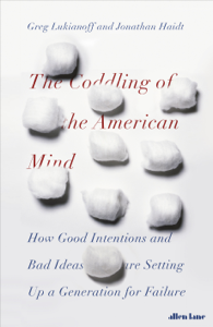 The Coddling of the American Mind Cover Book