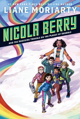 Nicola Berry and the Shocking Trouble on the Planet of Shobble #2 pdf Download