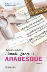 Arabesque Book Cover