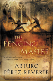 The Fencing Master book