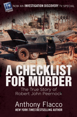 Anthony Flacco - A Checklist for Murder book