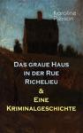 Das Graue Haus In Der Rue Richelieu  Eine Kriminalgeschichte
