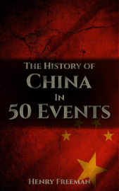 The History of China in 50 Events book