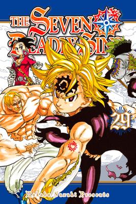The Seven Deadly Sins Volume 29 - Nakaba Suzuki book