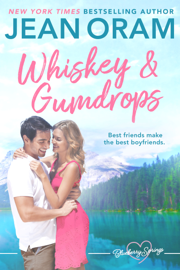 Whiskey and Gumdrops book