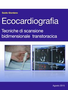 Ecocardiografia. Tecniche di scansione bidimensionale transtoracica Copertina del libro
