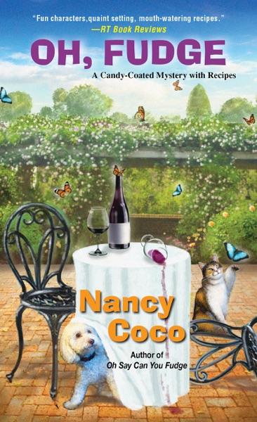 Oh, Fudge! - Nancy CoCo book cover