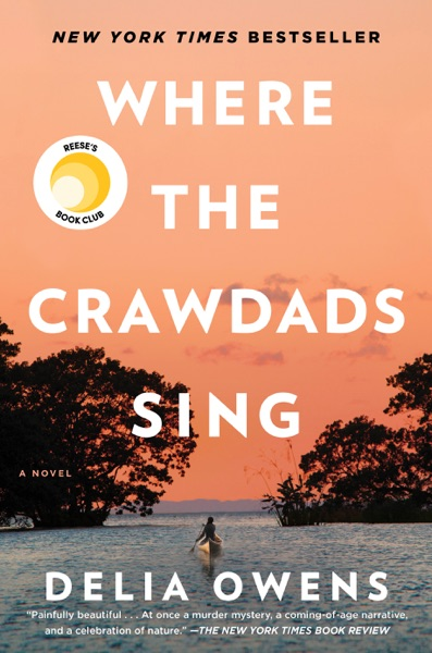 Where the Crawdads Sing - Delia Owens book cover