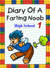 Nooby Lee - Diary Of A Farting Noob 1: High School  artwork