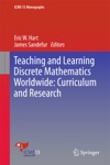 Teaching And Learning Discrete Mathematics Worldwide Curriculum And Research