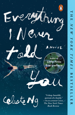 Everything I Never Told You - Celeste Ng book