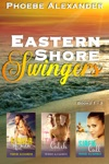 Eastern Shore Swingers Books 1-3 Boxed Set