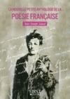 Petit Livre De - La Nouvelle Petite Anthologie De La Posie Franaise