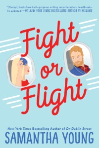 Fight or Flight di Samantha Young Copertina del libro