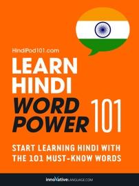 Learn Hindi - Word Power 101 - Innovative Language Learning, LLC
