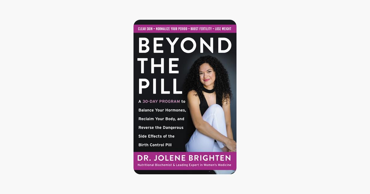 Beyond the Pill - Jolene Brighten