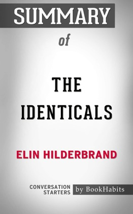 Summary of The Identicals by Elin Hilderbrand Conversation Starters image