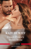 Kate Hewitt - Desert Prince's Stolen Bride artwork