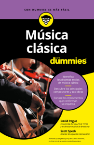 Música clásica para Dummies by David Pogue & Scott Speck