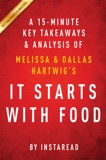 It Starts With Food: by Melissa and Dallas Hartwig  A 15-minute Key Takeaways & Analysis