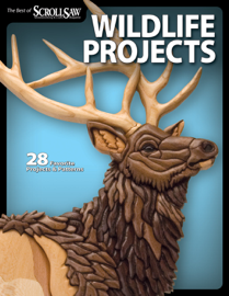 Wildlife Projects book