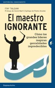 El maestro ignorante Book Cover