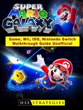 super mario galaxy switch