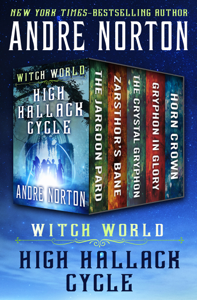 Witch World: High Hallack Cycle Book Cover