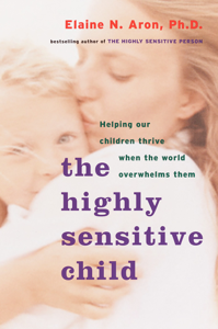 The Highly Sensitive Child Copertina del libro