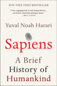 Sapiens Book Cover