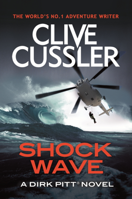 Shock Wave - Clive Cussler book